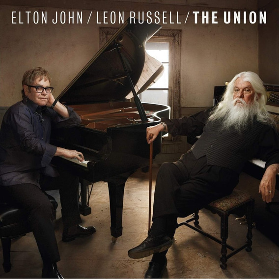 Elton John & Leon Russel - The Union [ Cd+dvd ] - Importado