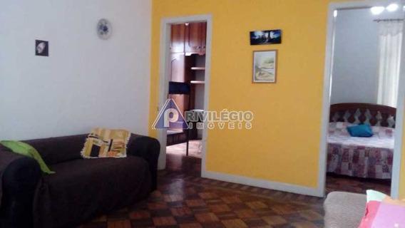 Apartamento À Venda, 4 Quartos, 1 Vaga, Santa Teresa - Rio De Janeiro/rj - 21442