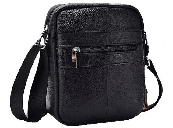 10 Bolsa Bag Couro Ecológico Impermeável E Tiracolo. S: 449