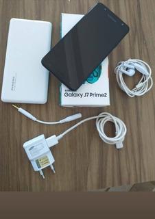 Celular Samsung J7 Prime2 32 Gb De Armazenamento