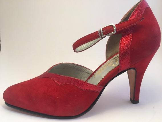 Zapatos De Tango Darcos Magic Shoes