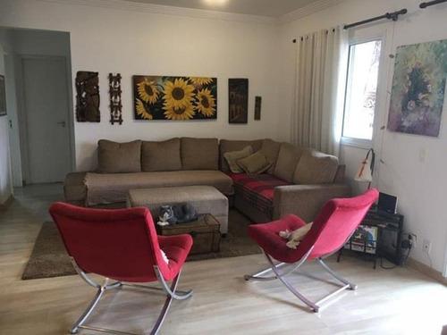 Apartamento Para Venda Em São Paulo, Jaguaré, 2 Dormitórios, 1 Suíte, 3 Banheiros, 2 Vagas - 8054_2-498395