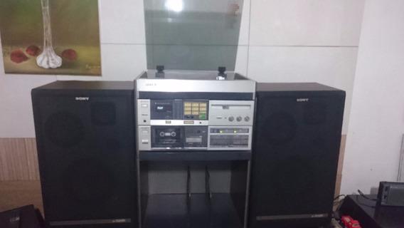 Aparelho Som Sony Bx-2000 Vintage