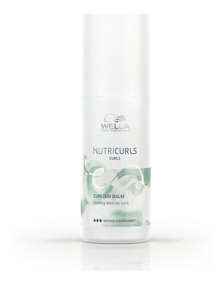 Leave-in Wella Professionals Nutricurls Curlixir Balm 150ml