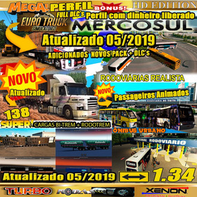 Euro Truck Simulator 2 Brasil Real 2019 Oficial Steam Key