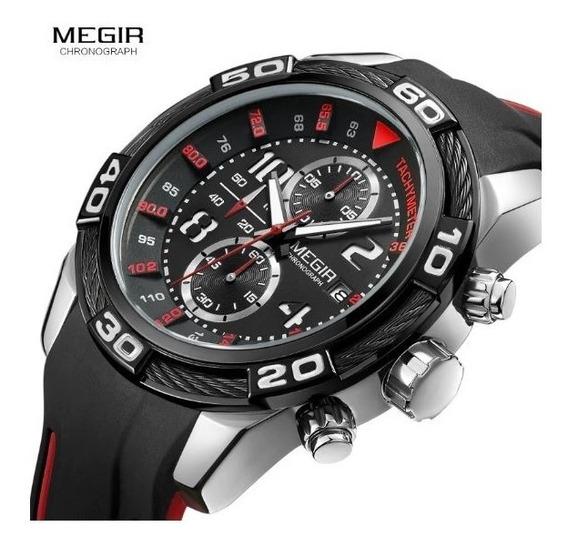 Relógio Masculino Megir 2045g