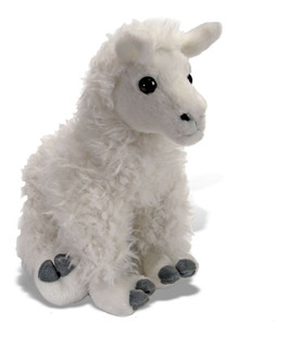 Llama De Peluche Wild Republic Cuddlekins