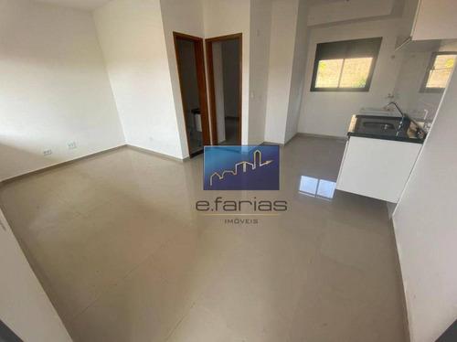 Studio Com 1 Dormitório Para Alugar, 37 M² Por R$ 1.250,00/mês - Penha (zona Leste) - São Paulo/sp - St0461