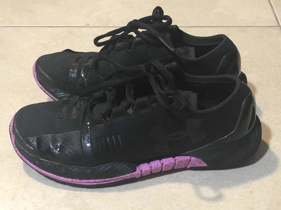 Zapatos Mujer Under Armour Speedform Amp Talla 6