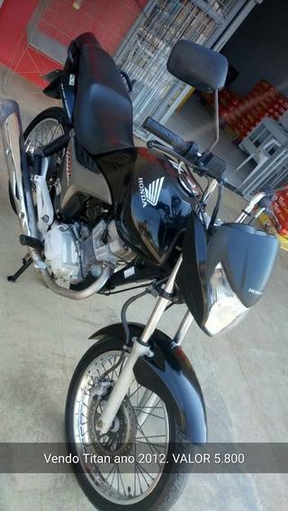 Honda Cg Tintan 150