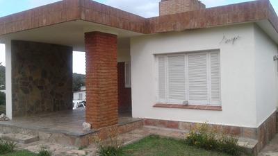 Alquiler Casa En Tanti - Cordoba