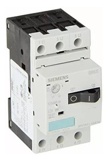 Disjuntor Motor Siemens 3rv1011 0,45a/0,63a Contato Auxiliar