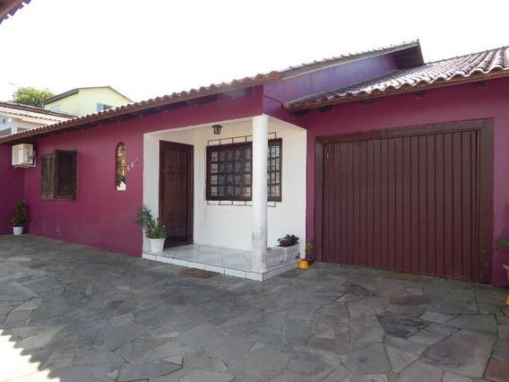 Casa Com 3 Dormitórios À Venda, 180 M² Por R$ 530.000,00 - Jardim Universitário - Viamão/rs - Ca0021