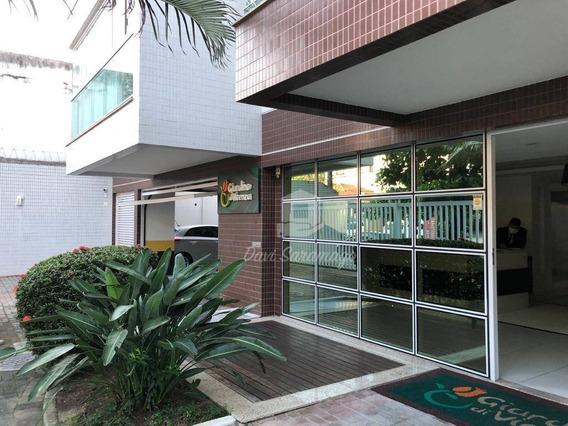 Apartamento Com 2 Dormitórios À Venda, 87 M² Por R$ 650.000,00 - São Francisco - Niterói/rj - Ap0536