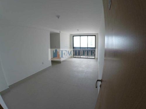 Apartamento Para Vender, Brisamar, João Pessoa, Pb - 23301-36962