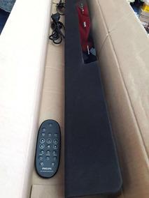 Caixa De Som Soundbar Speaker Htl2101x Philips 2000 Com 40w