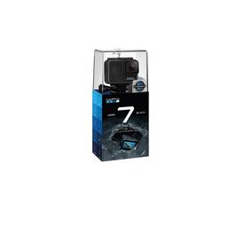 Câmera Digital Gopro Hero 7 Black 4k + Cartão 64gb Classe 10