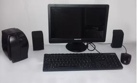 Computador Positivo+estabelizador