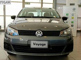 Volkswagen Voyage Trendline 2017 0km Gris