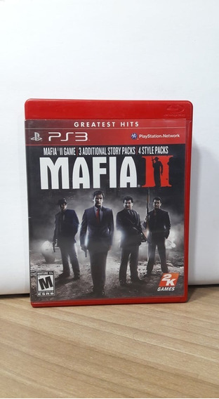 Mafia 2 Ps3 Usado