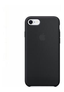 Funda De Silicon iPhone 11 Pro X 7 8 6s 6 Plus + Cristal+dhl