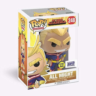 Funko Pop! My Hero Academia All Might Glow In The Dark 248 ®