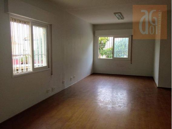 Sala Para Alugar, 65 M² Por R$ 2.400/mês - Vila Madalena - São Paulo/sp - Sa0381
