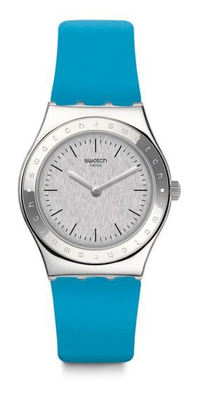 Relógio Feminino Swatch Brisebleue - Yls203