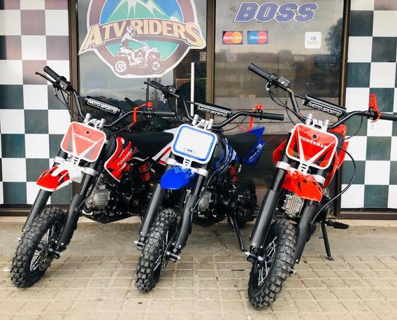 Moto Niños Cross Nuevas 0kl