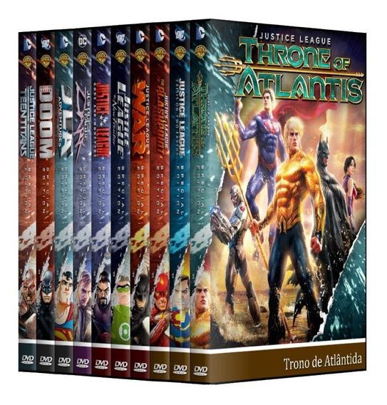 Liga Da Justiça - Filmes Em Dvd