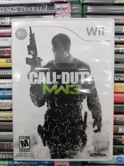Call Of Duty Mw3 Wii | Parcelamento Sem Juros