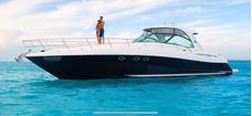 Renta De Yates En Cancún Y Pesca Deportiva 46 Pies Y Varios