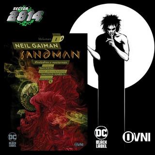 Biblioteca Sandman Vol. 01 Preludios Y Nocturnos Ovni