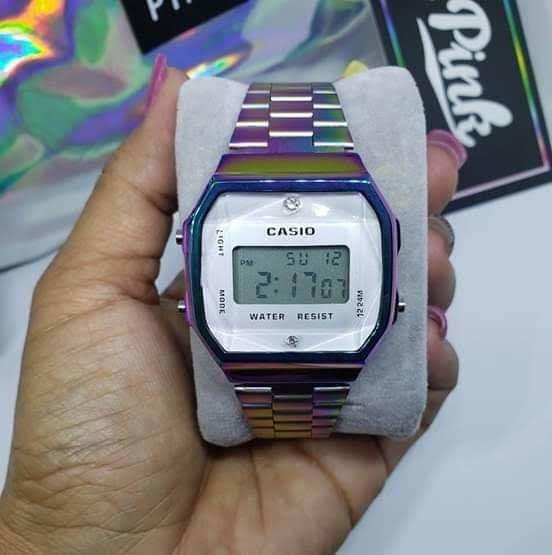 Reloj Casio Tornasol