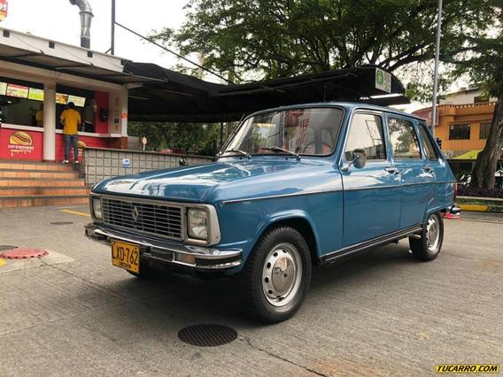 Renault R6 Gtl