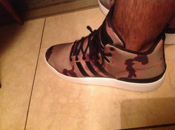 Zapatillas adidas Camufladas Talle 43