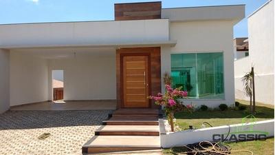 Casa Em Condomínio Com 4 Quartos Para Comprar No Residencial Park I Em Vespasiano/mg - 2446