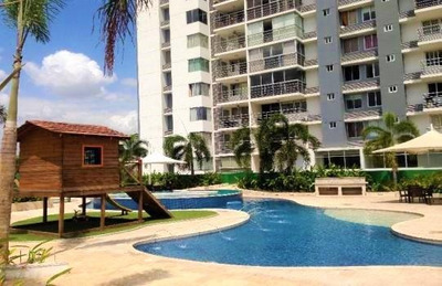 18-5702ml Apartamento Amoblado En Ph Cosmopolitan Towers