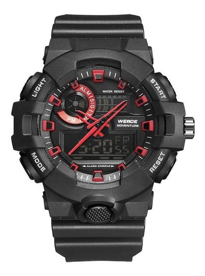 Relógio Masculino G-shock Weide Original Dj0086