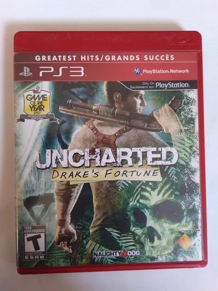 Jogo Uncharted Drake