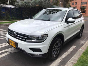 Volkswagen Tiguan Allspace Trendline 2000cc T 4x4 7p 2018