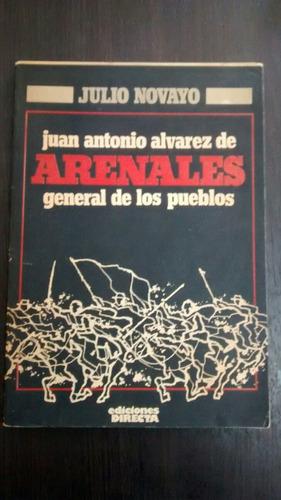 Juan Antonio Alvarez De Arenales. J. Novayo
