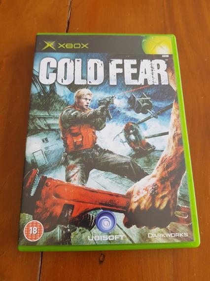 Cold Fear Xbox Classico Original Europeu