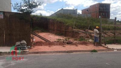 Lindo Terreno No Loteamento Jardim Ana Cristina - Te0119