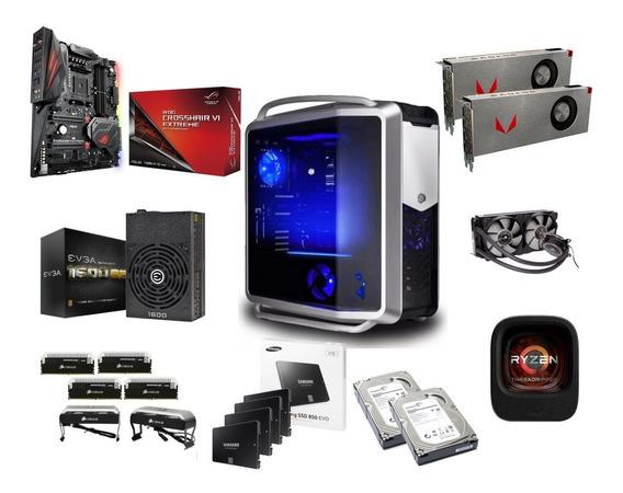 Pc Gamer Personalizado Intel I9 I3 Gtx Rtx Rx Ti * Consulte