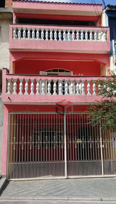 Sobrado Residencial À Venda, Cooperativa, São Bernardo Do Campo - So22189. - So22189