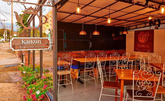 Restaurante Cafetería Vendo O Arriendo