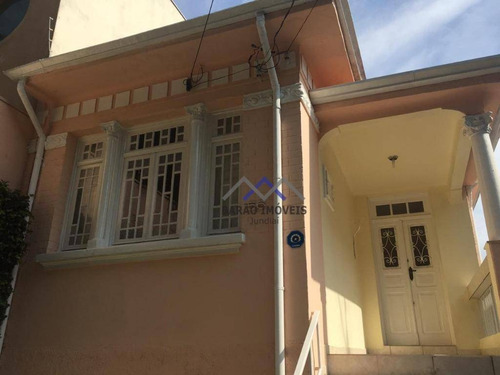 Imagem 1 de 9 de Casa À Venda, 212 M² Por R$ 450.000,00 - Vila Torres Neves - Jundiaí/sp - Ca0365