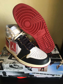 Nike Jordan 1 Union La Black Toe 8mx