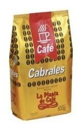 Café Cabrales La Planta De Café Torrado Molido X 500 Gr.